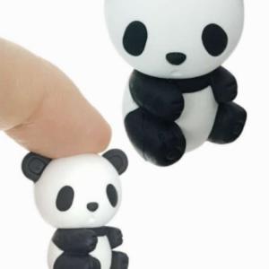 Black White Mr. Panda-20