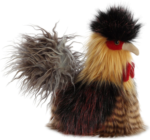"11"" Jacques Rooster - Cockerel"