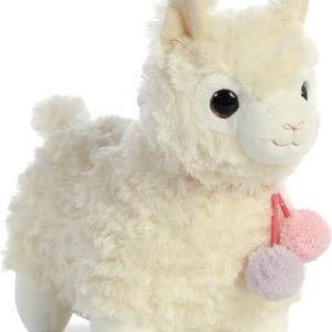 "11"" Llama Drama - Coconut"