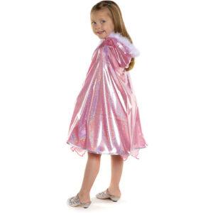 Glitter Princess Cape (pink, MD