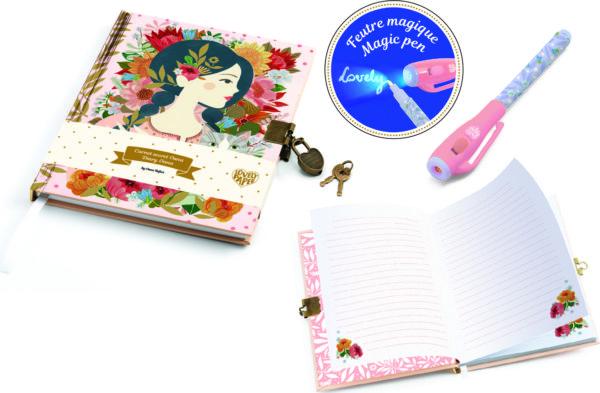 Secrets Journal Oana Magic Pen