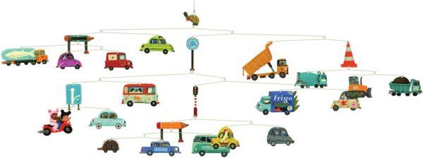 Polypro Mobiles Traffic Jam