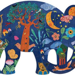 Puzz'art Elephant - 150pcs