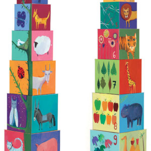 Blocks & Towers Nature and Animal Blocks