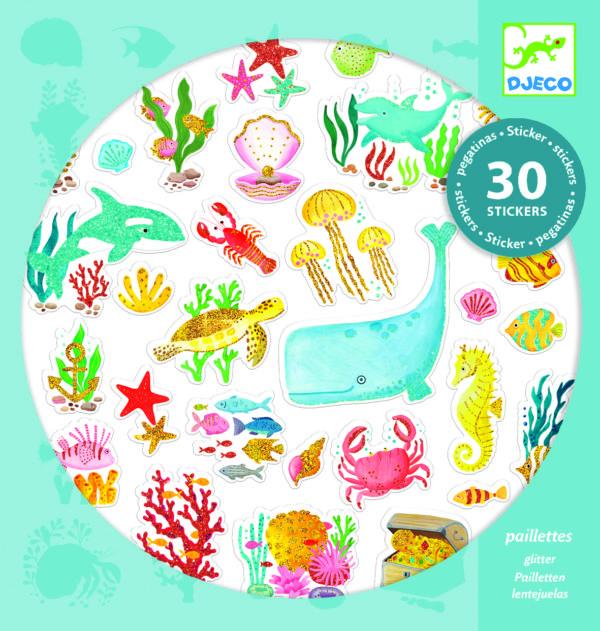 Pg Stickers Aqua Dream