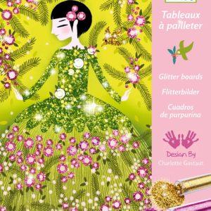 Le Grand Artist - Glitter Boards Glitter Dresses