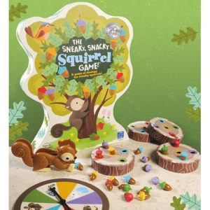 The Sneaky, Snacky Squirrel Game!