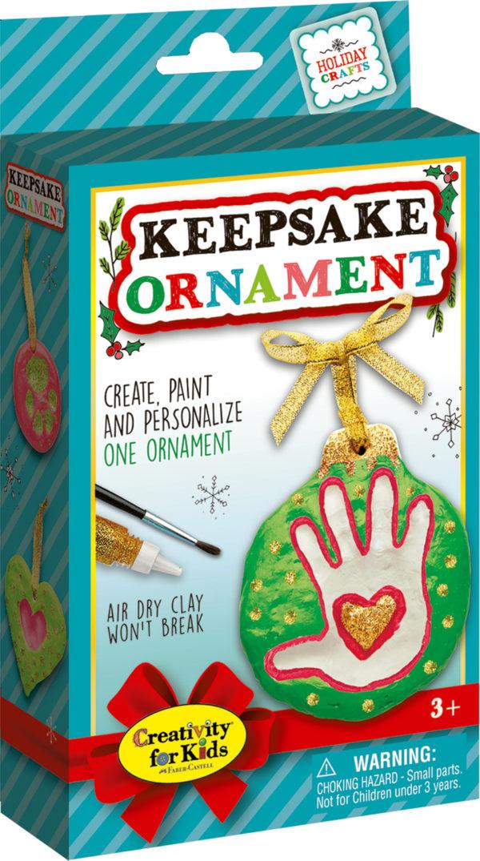 Holiday Keepsake Ornament Mini Kit