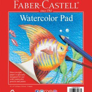 "Watercolor Pad 9"" x 12"""