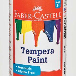 Red Tempera Paint (8 oz bottles)