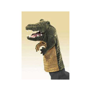 Crocodile Stage Puppet Stage Puppet