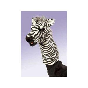 Zebra Stage Puppet Stage Puppet