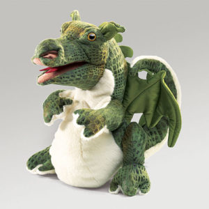 Dragon, Baby Hand Puppet