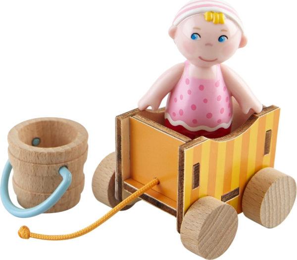 Little Friends - Baby Nora & Wagon