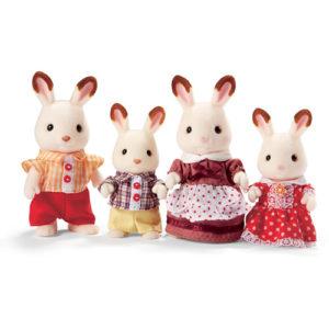 Hopscotch Rabbit Family