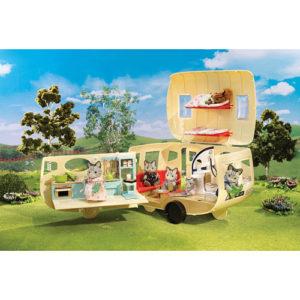 Caravan Family Camper