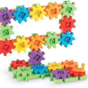 Gears! Gears! Gears! 60-Piece Starter Building Set