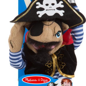 Pirate - Puppet (New Packaging)