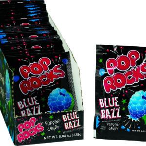 Blue Raspberry Pop Rocks - 1206
