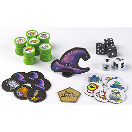 Peaceable Kingdom Cauldron Quest Cooperative Game for Kids