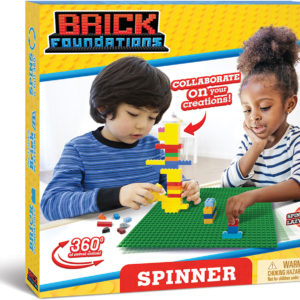 Brick Foundations Spinner