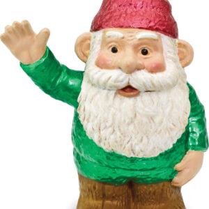 Gnorman The Gnome-Green