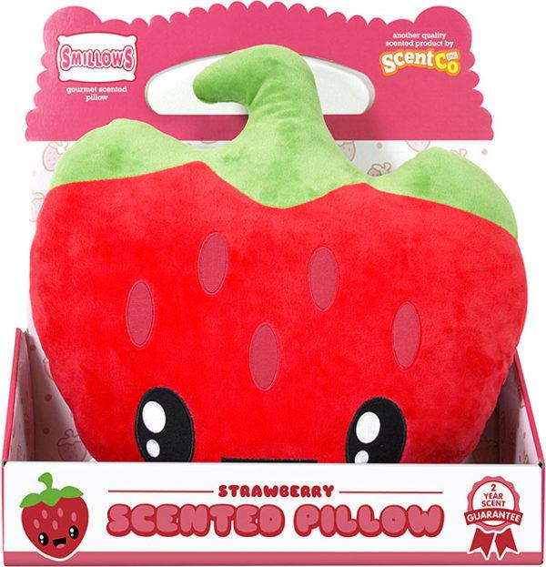 Smillows: Strawberry