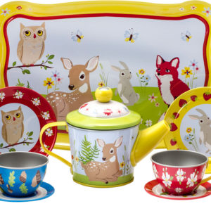 Forest Friends Tea Time