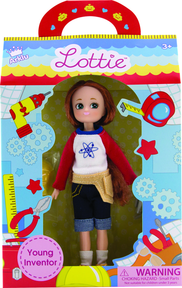 Young Inventor - Lottie