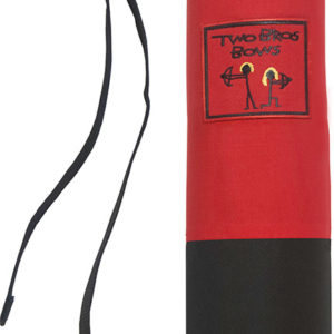 Red Quiver Bag