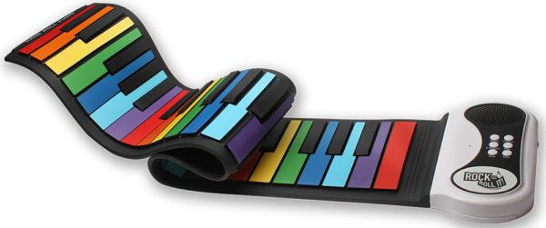 Rock N' Roll It! Rainbow Piano