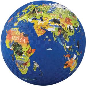 """Playground Ball 7"""" - World"""