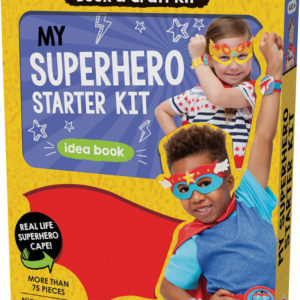 Klutz Jr: My Superhero Starter Kit Book & Craft Kit