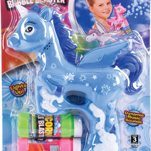 "7"" Light And Sound Unicorn Bubble Blaster"