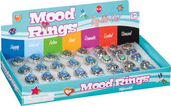 JUMBO MOOD RING