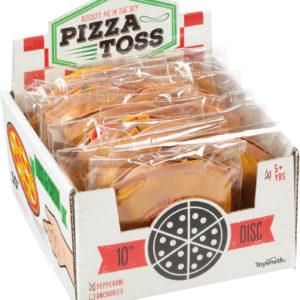 "Pizza Toss - 9.5"" diameter opened"