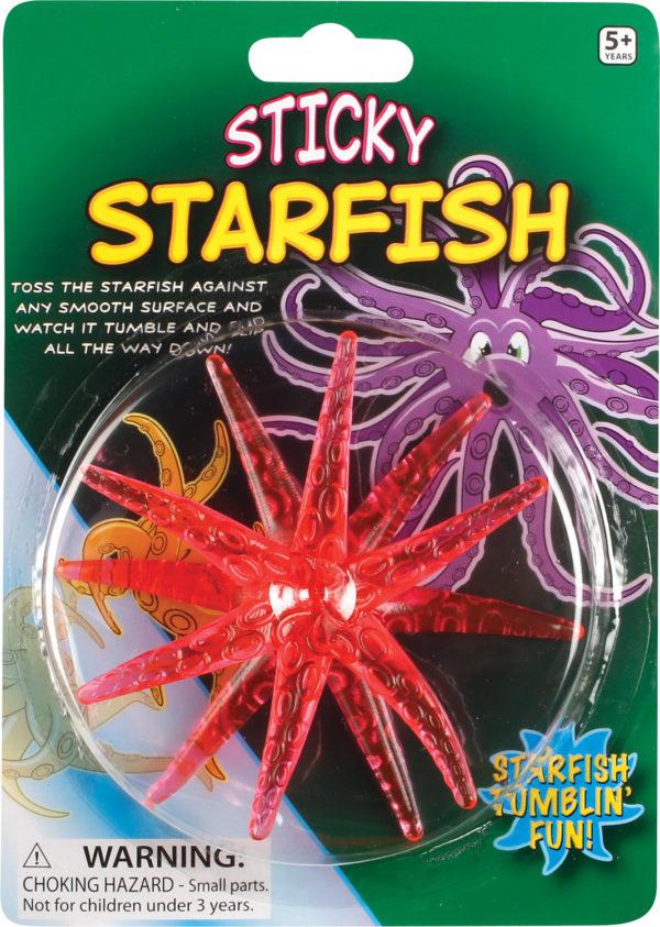 STICKY STARFISH