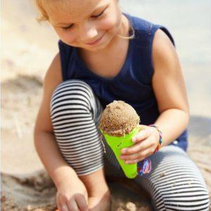 Sand Ice Cream Bucket